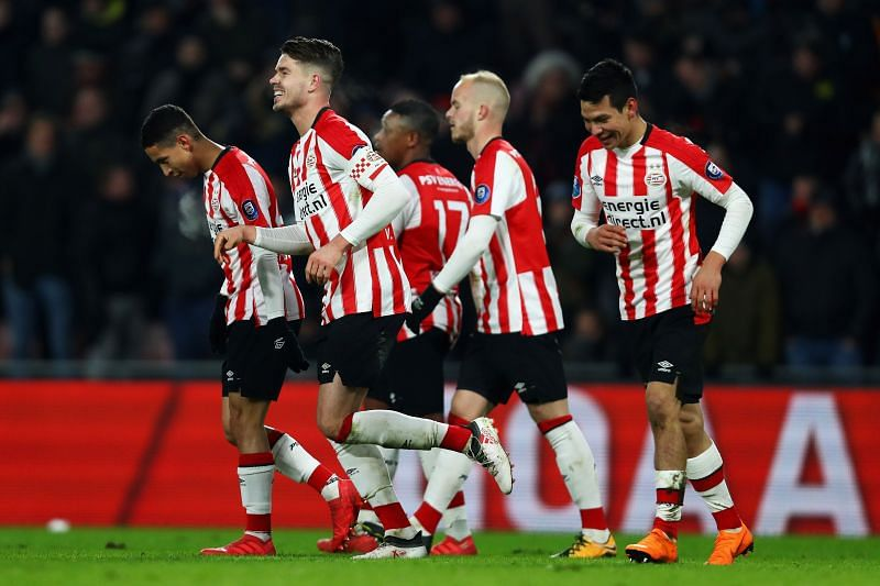 PSV Eindhoven have a strong squad