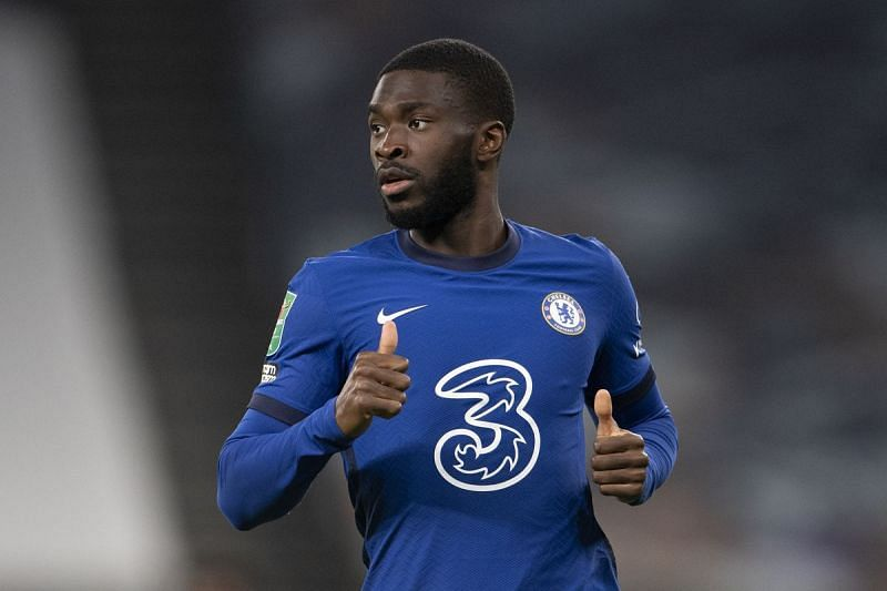Fikayo Tomori has made a solitary appearance for Chelsea in the Premier League this season
