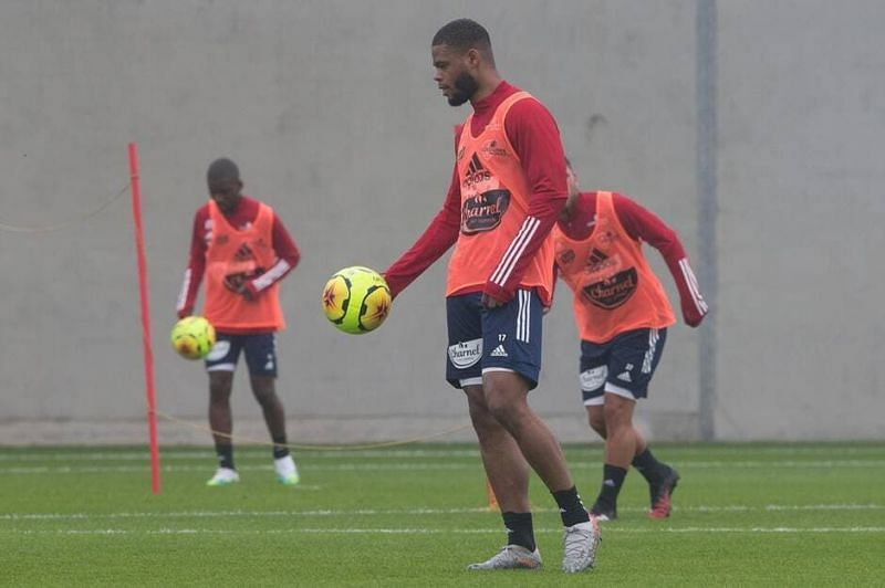 Denys Bain is the only injury concern for Brest manager Olivier Dall