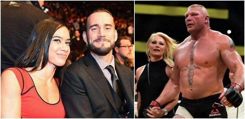 WWE की रियल लाइफ जोड़ियां