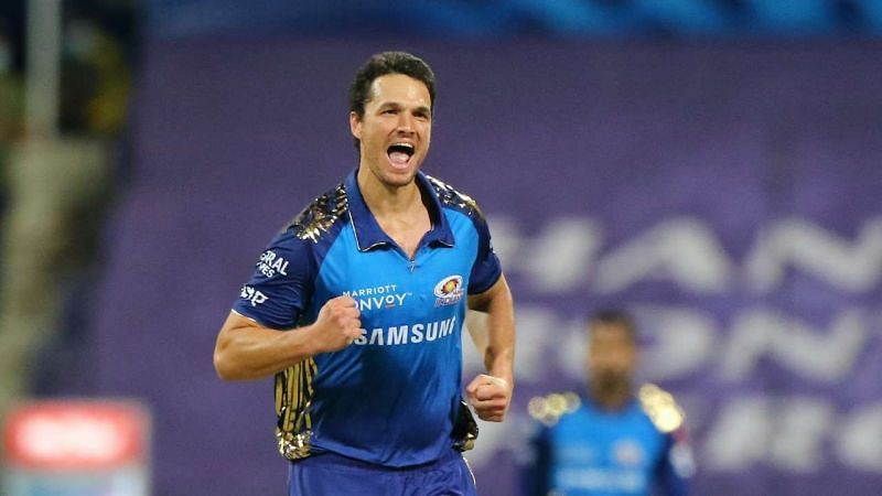 Coulter-Nile picked just 5 wickets at an average of 41.20 in IPL 2020