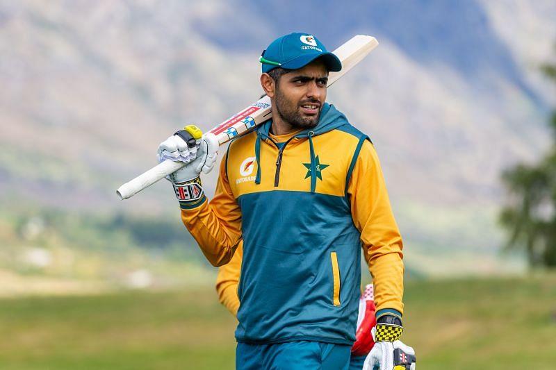 Pakistan Cricket Team Nets Session