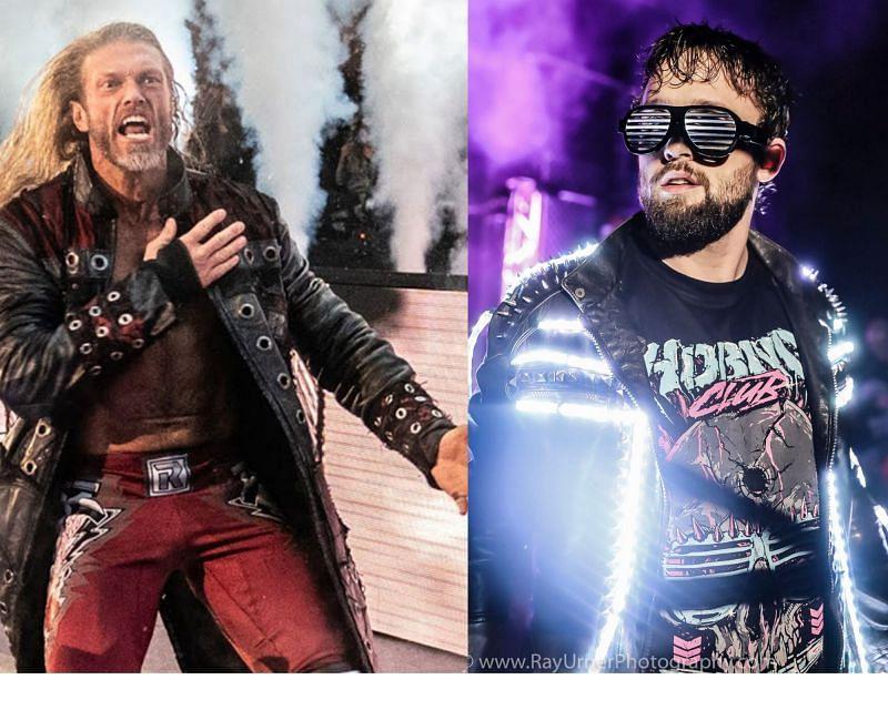 Edge and El Phantasmo