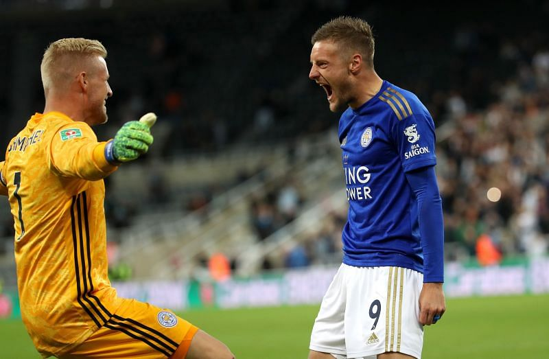 Leicester City take on Newcastle United this weekend