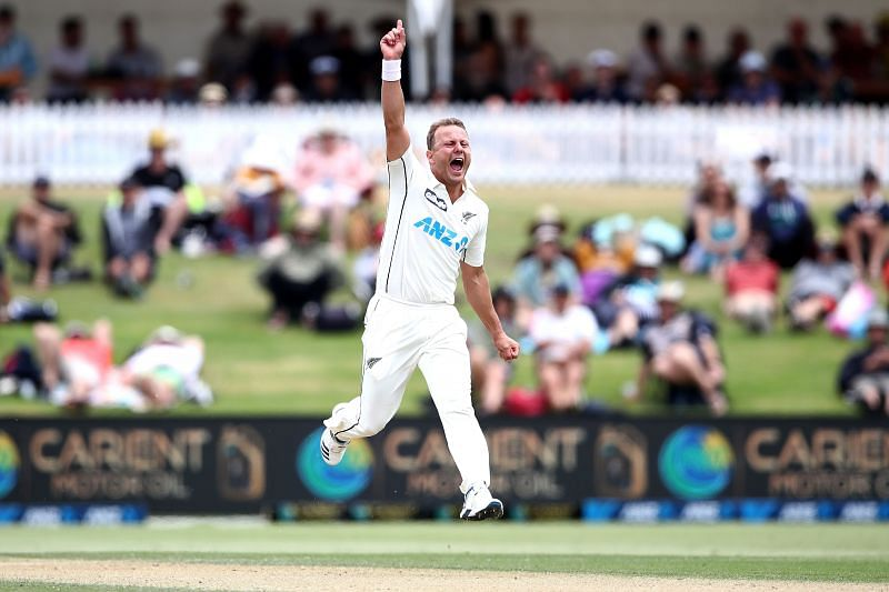 Neil Wagner played with broken toes against Pakistan