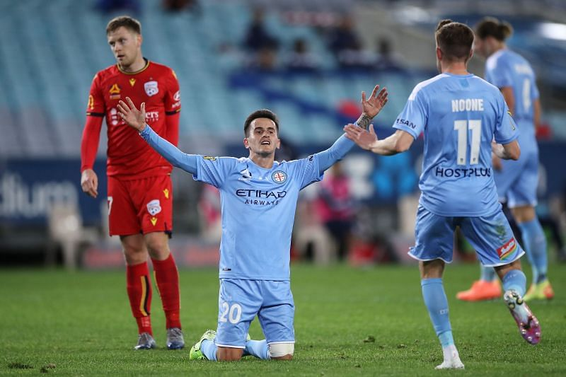 Adelaide United take on Melbourne City this weekend