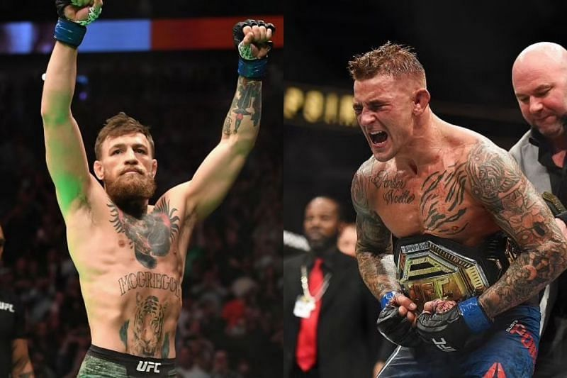 Conor McGregor vs. Dustin Poirier II to take place at UFC 257