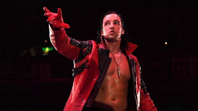 Jay White in NJPW