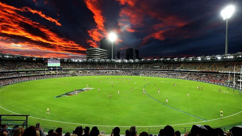 The Gabba will host the 4th and final Test between India and Australia
