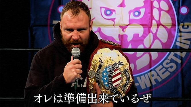 Jon Moxley made his presence known at WK 15