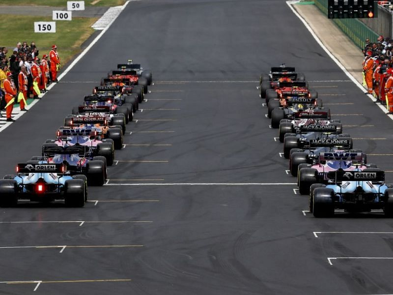F1 will revert to the old 2 pm start time for the European races this year