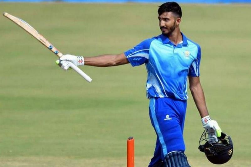 Devdutt Padikkal has been a consistent performer at the Syed Mushtaq Ali Trophy (Credits: News18)
