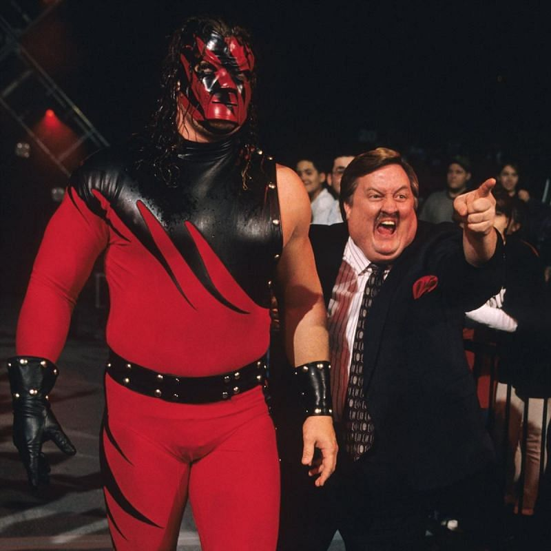 Kane and Paul Bearer