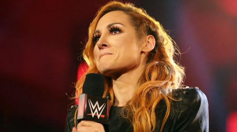 Becky Lynch is a former WWE RAW and SmackDown Women