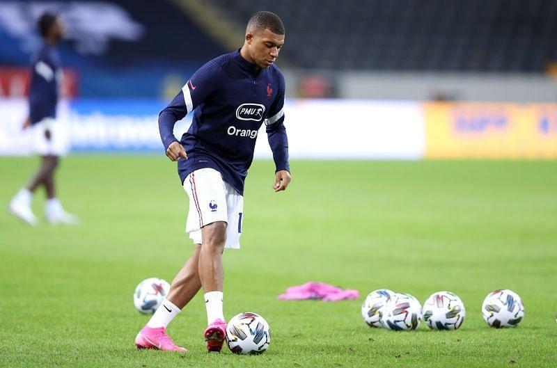 Paris Saint-Germain superstar Kylian Mbappe continues to be Madrid