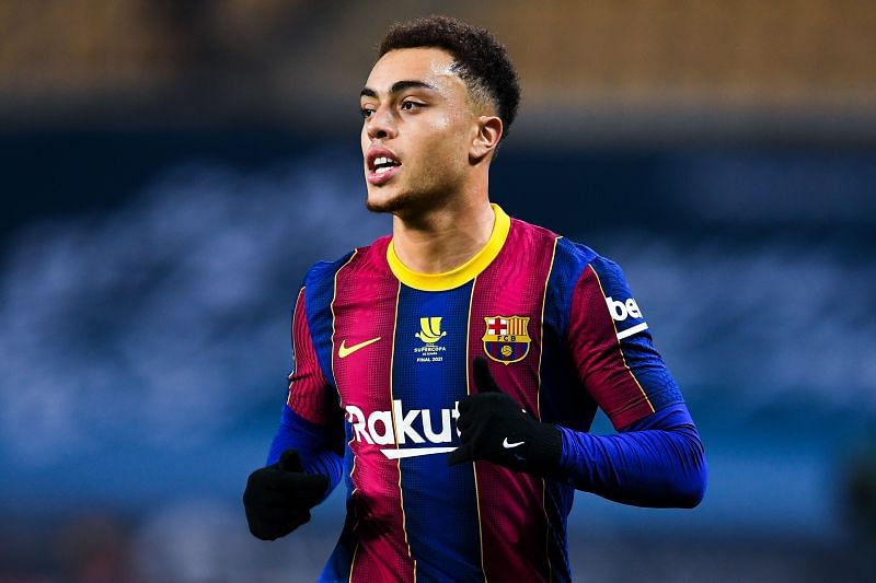 Sergino Dest has opened up about his move to Barcelona