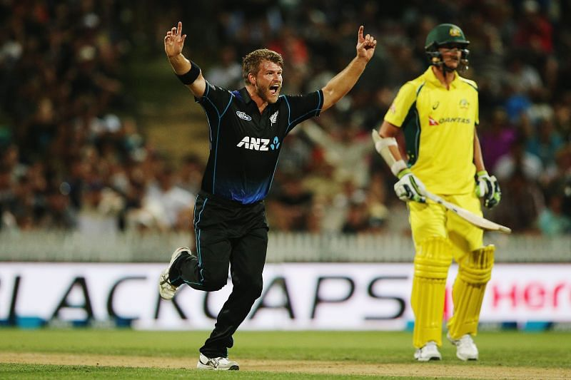 Former New Zealand all-rounder Corey Anderson also moved to the United States recently
