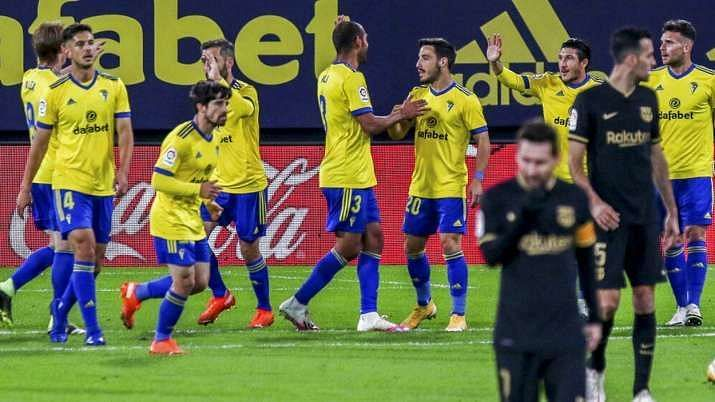 Cadiz have been no pushovers this season, even beating the likes of Barcelona and Real Madrid