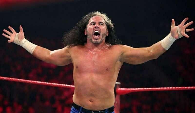 Matt Hardy currently wrestles for AEW