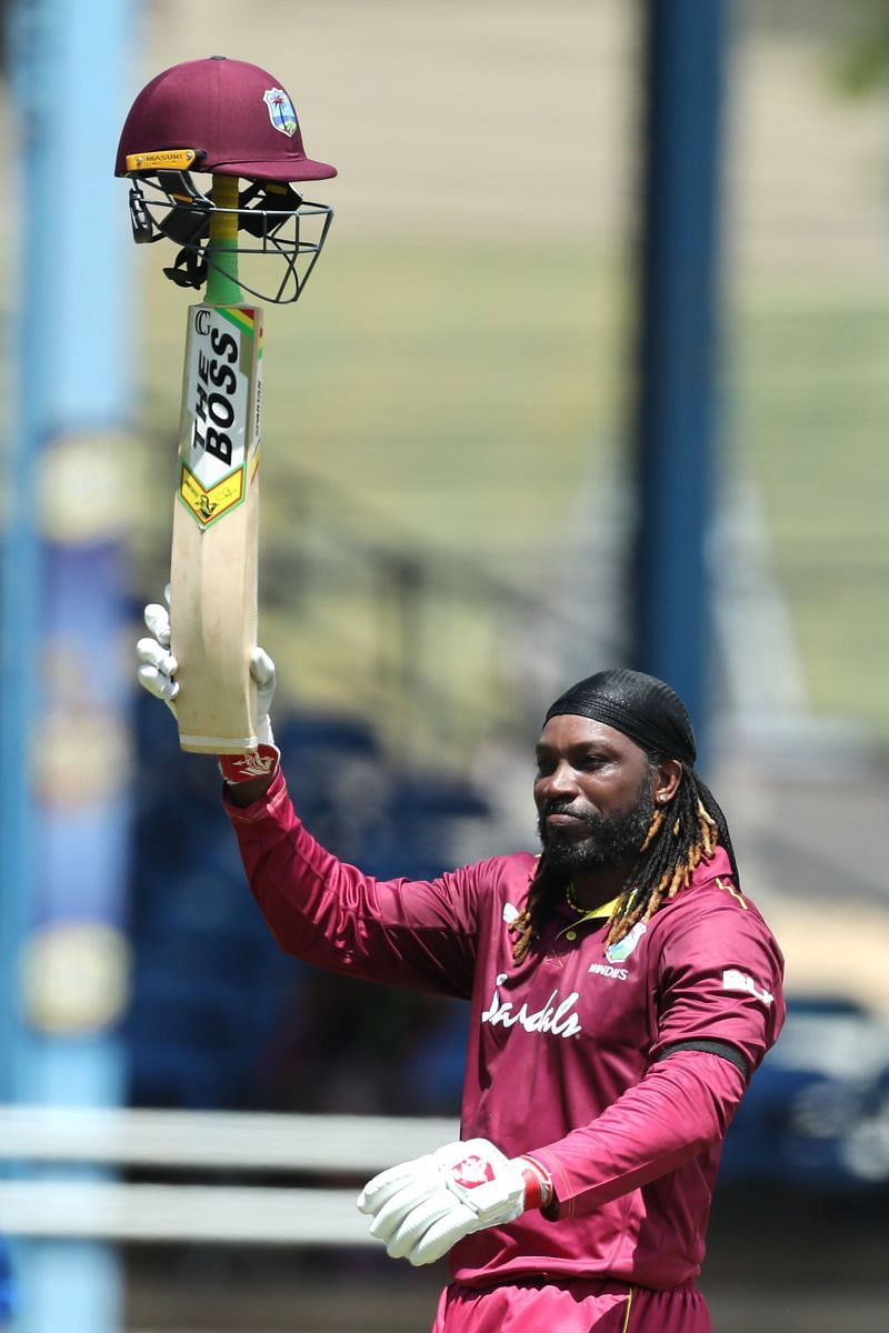 Chris Gayle last played for the West Indies in August 2019