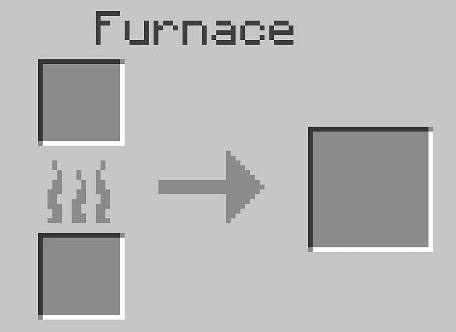Open the furnace GUI