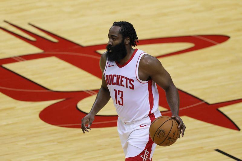 Houston Rockets longstanding guard James Harden