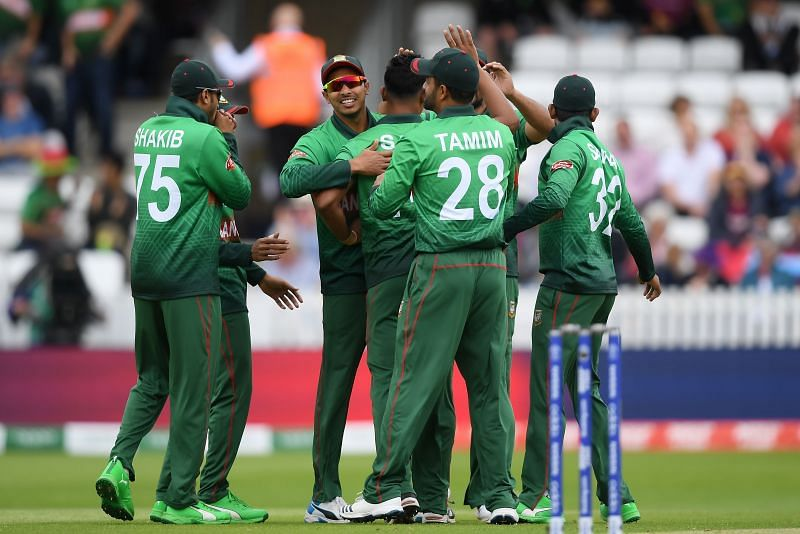 Bangladesh cricket team did not play a single match after the COVID-19 break