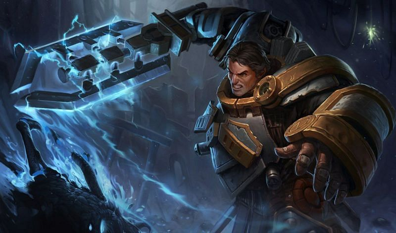 Steel Legion Garen (Image via Riot Games)