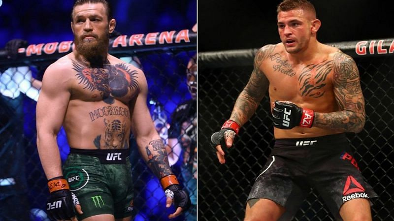 Conor and Dustin will face off in the First PPV of 2021