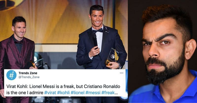 Messi and Ronaldo are modern-day legends