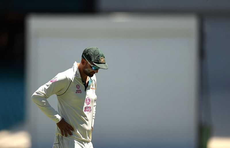 Nathan Lyon revealed there were many questioning his place in Australia