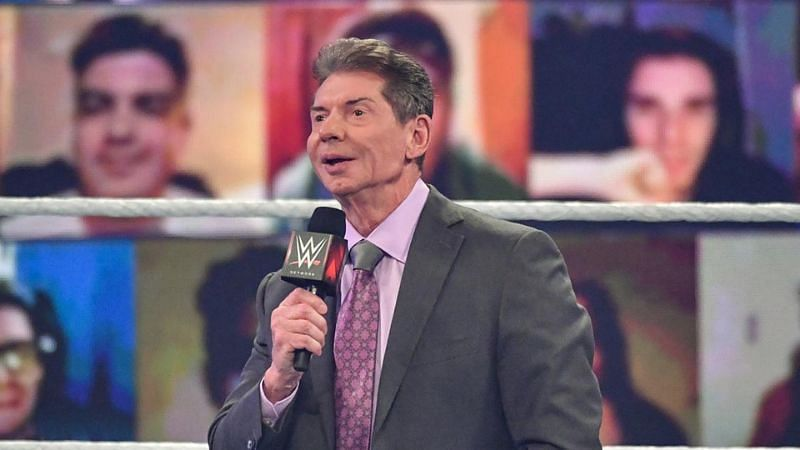 Vince McMahon appeared at Survivor Series 2020 to bid farewell to The Undertaker