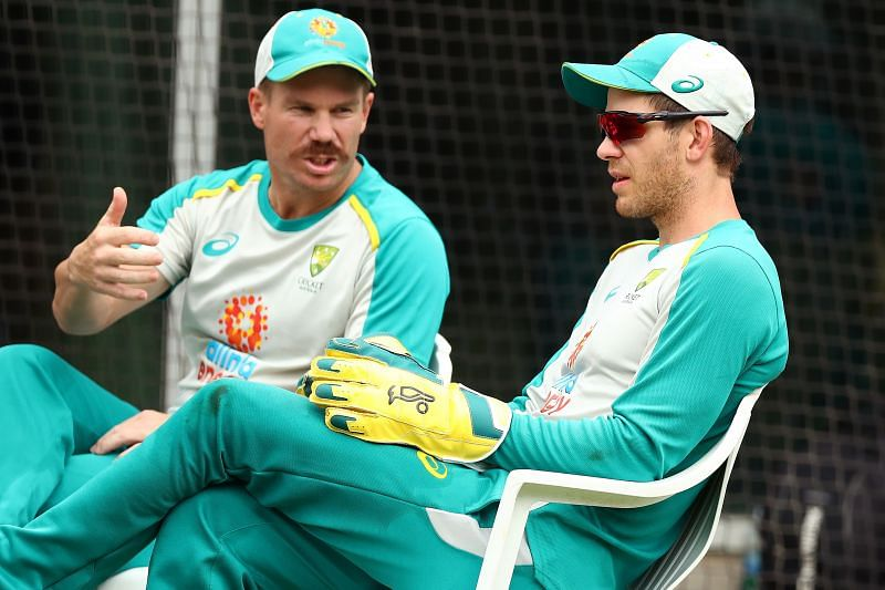 Deep Dasgupta has said that Tim Paine is desperate for a positive result.