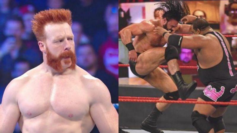 क्या ड्रू मैकइंटायर इस हफ्ते RAW में अपनी WWE चैंपियनशिप रिटेन कर पाएंगे?