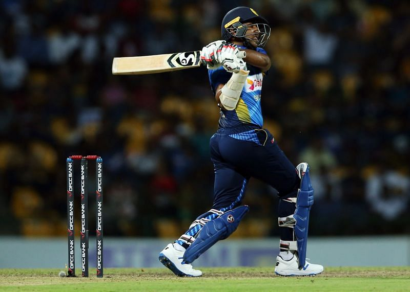 New Zealand v Sri Lanka - 2nd T20
