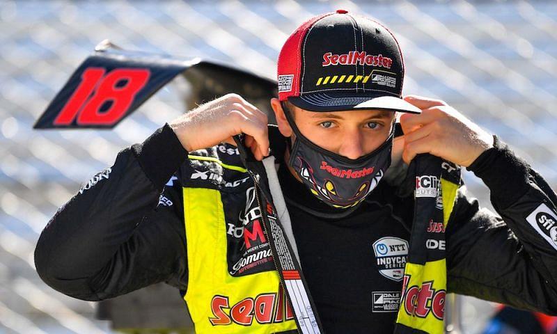 Can Santino Ferucci climb the ranks of the NASCAR Xfinity Series?