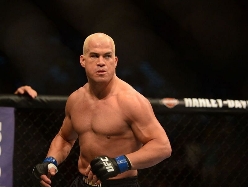 Could Tito Ortiz have won UFC Heavyweight gold during his prime years?