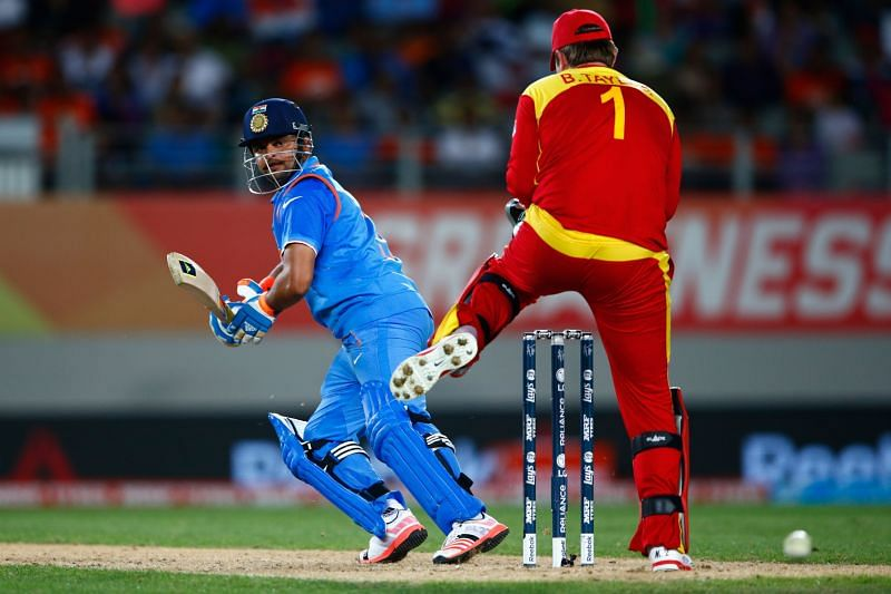 Suresh Raina retired from international cricket last year.