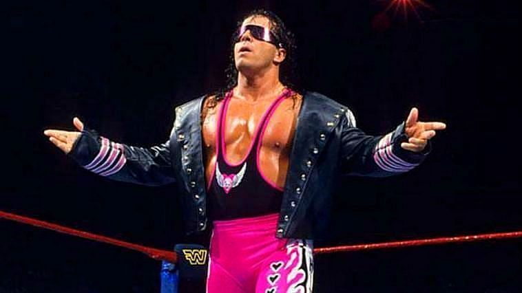 Bret Hart wrestled his last match in 2011