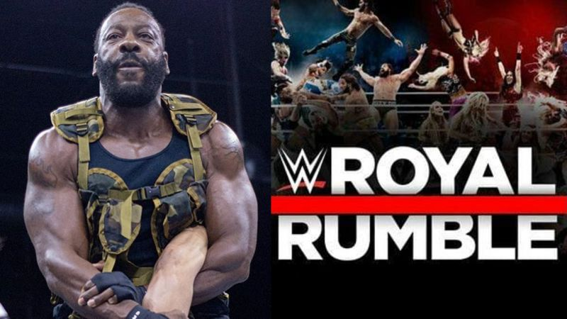 Who could enter the Royal Rumble this year?
