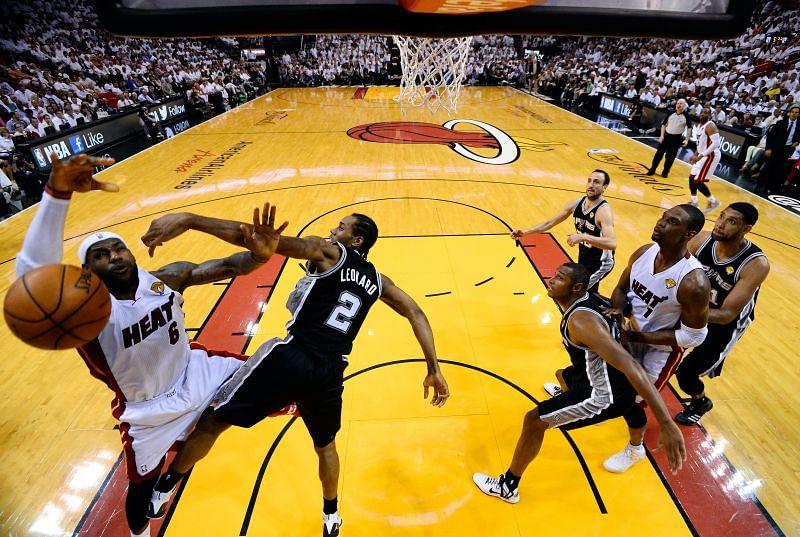 2014 NBA Finals.