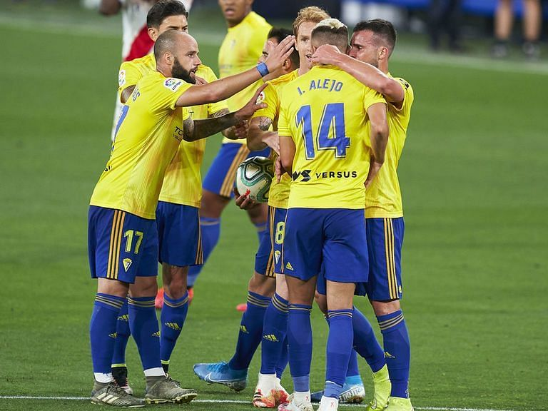 Cadiz, back in La Liga for the first time since 2006, have picked up some big scalps