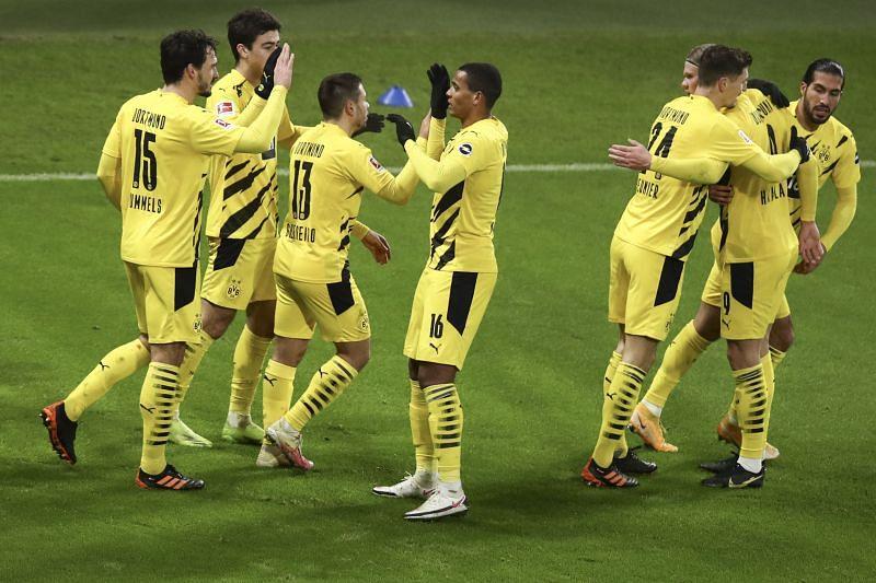 Borussia Dortmund were superb in their win over RB Leipzig last weekend