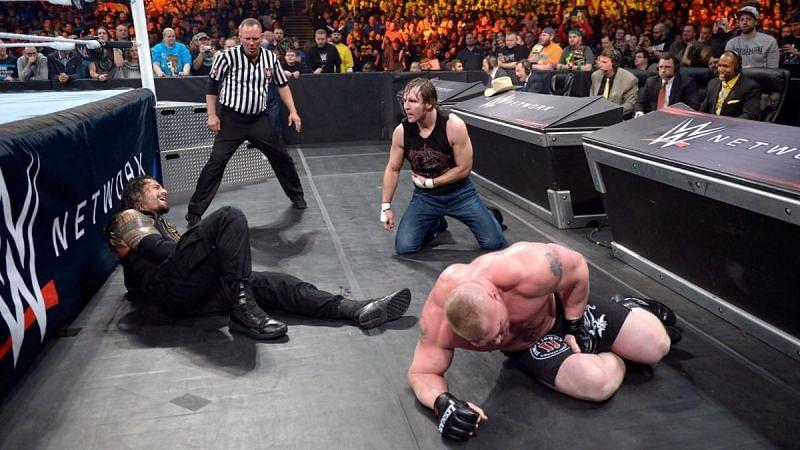 WWE में दिनभर की प्रमुख खबरें