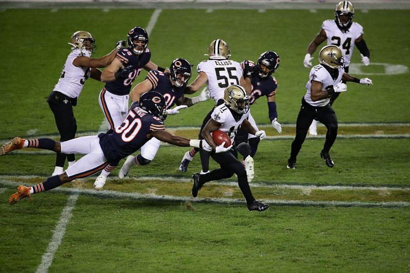 New Orleans Saints v Chicago Bears (wk-7)