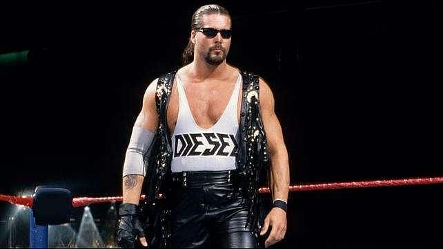 Kevin Nash is due to become a 2-time WWE Hall of Famer