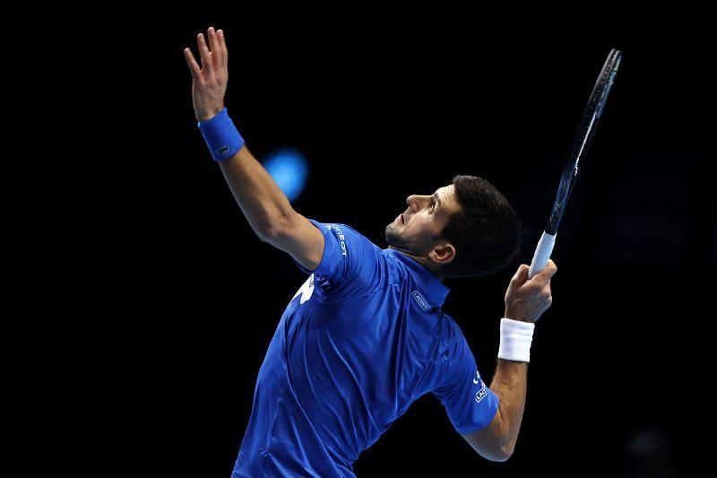 Support for Novak Djokovic