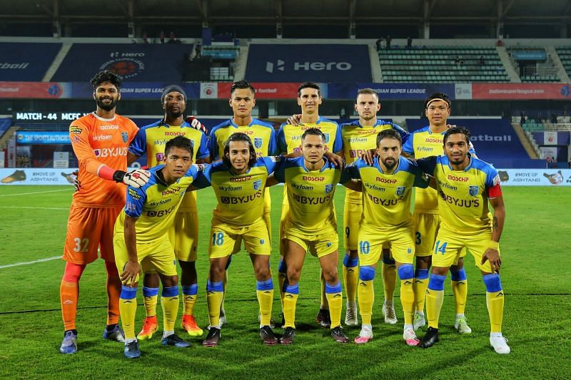 Kerala Blasters come into this game on the back of a 2-0 loss to Mumbai City FC. (Image: ISL)