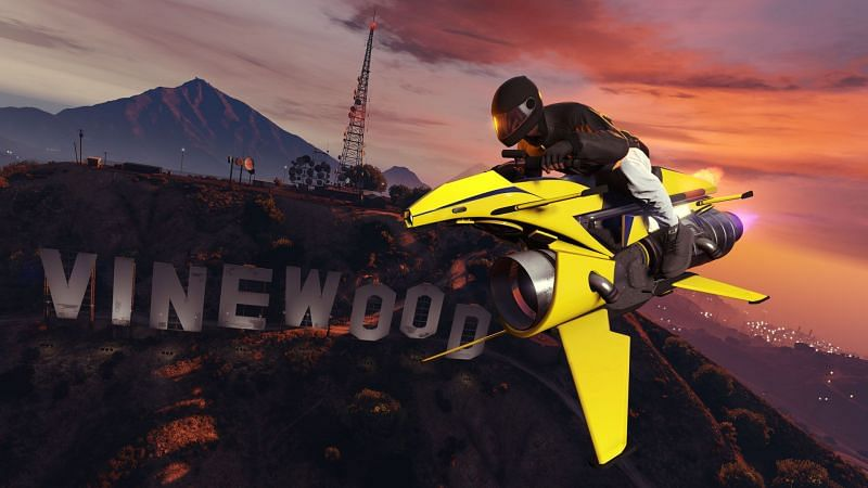 The Oppressor Mk2 (Image via Rockstar Games)