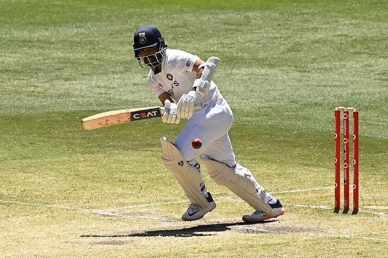 Sunil Gavaskar wants Ajinkya Rahane to bat a little more aggressively on the third day of the Sydney Test.